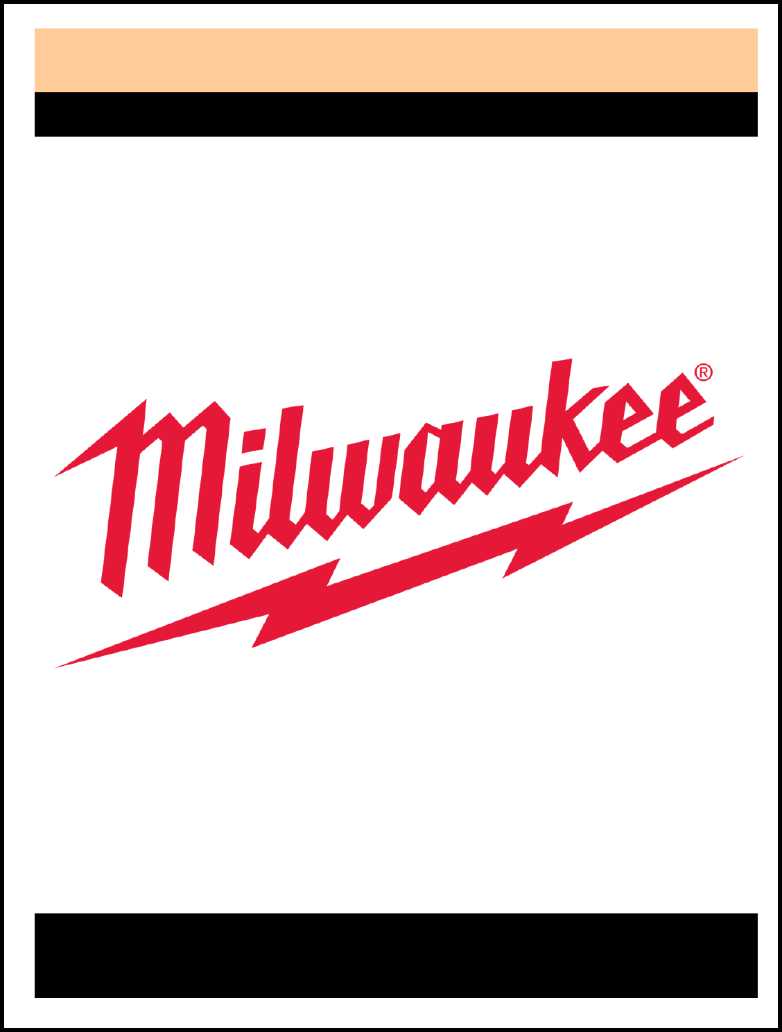 """Milwaukee 23-66-1238 Switch Assembly for 18V 3//8/"""" Square Impact Wrench"""