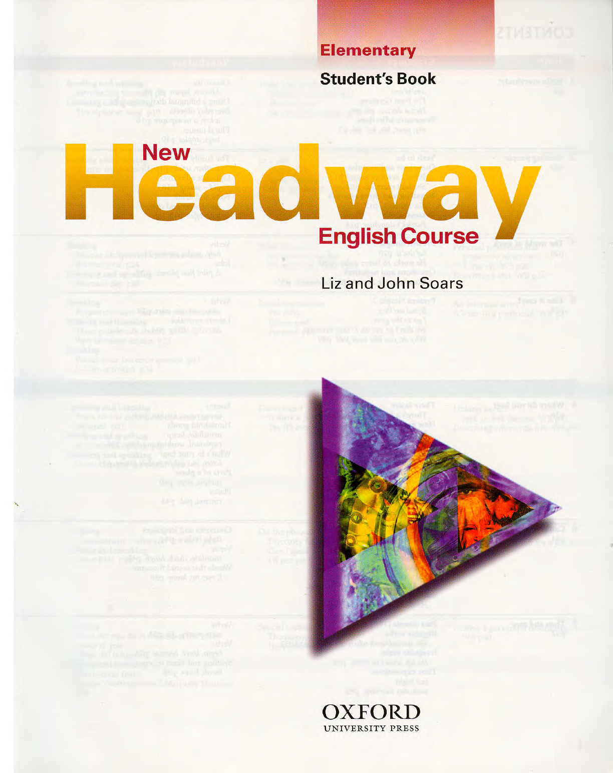 New headway elementary student book part a headway elementary.