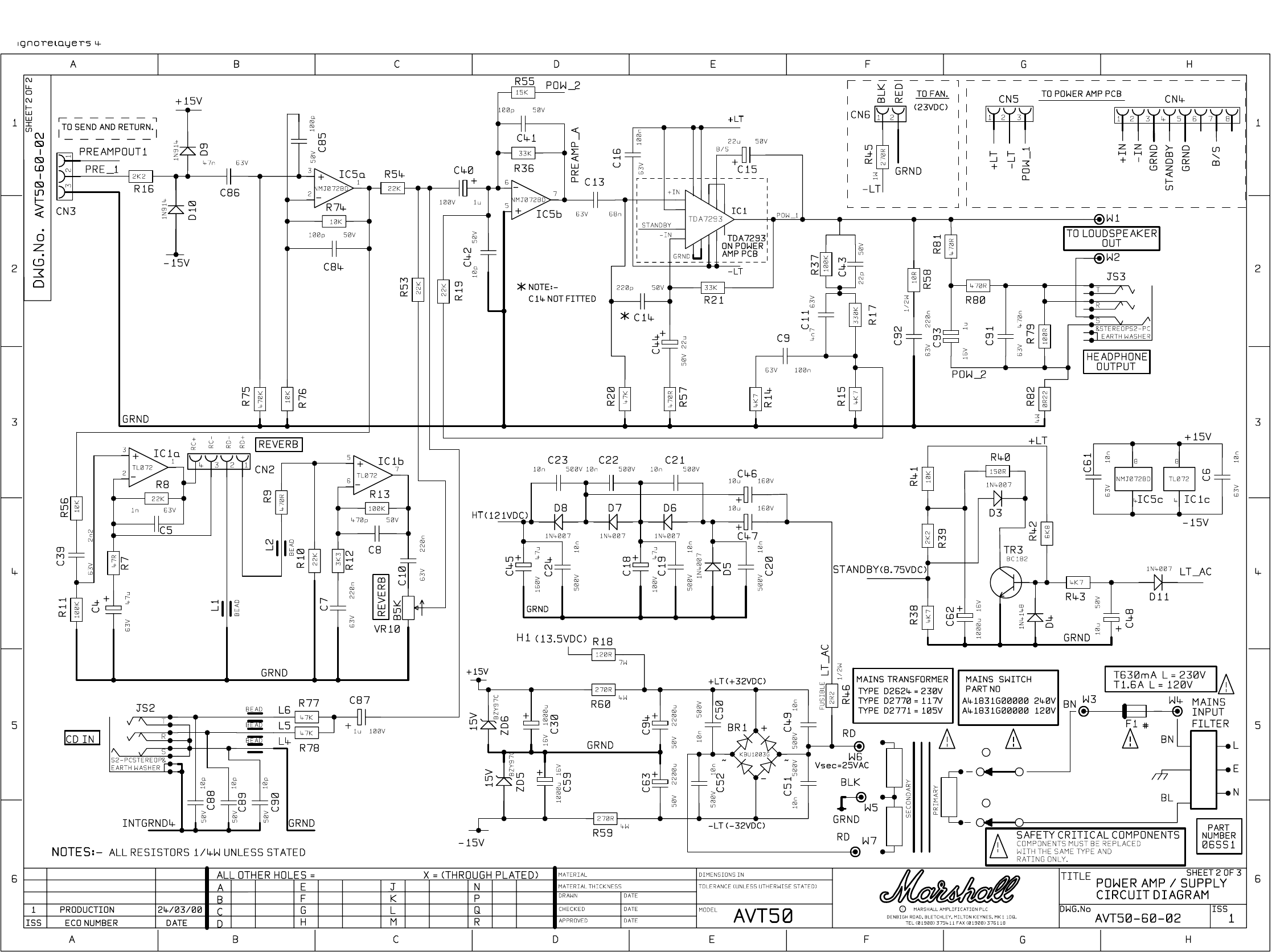Marshall Avt50 Schematics - [PDF Doent] on circuit diagram, marshall tsl 100 first design, marshall jcm 900 layout, tube map, functional flow block diagram, technical drawing, marshall parts list, one-line diagram, piping and instrumentation diagram, block diagram, marshall jcm pre amp, marshall plexi tubes,
