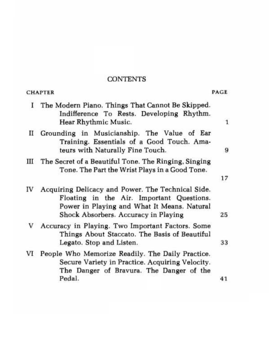 Lhevinne basic principles in pianoforte playing pdf