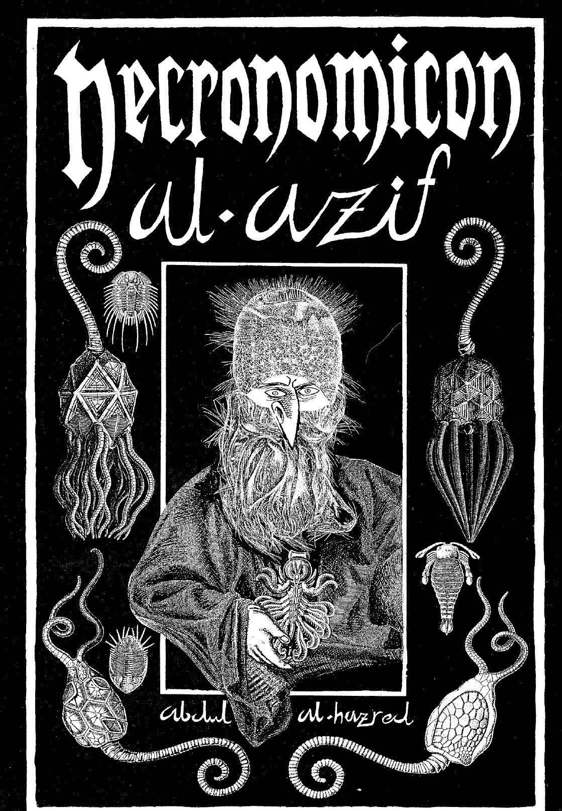 El Necronomicon Ilustrado - H  P  Lovecraft