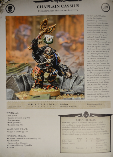 Codex Adeptus Astartes Space Marines(rules only)  pdf