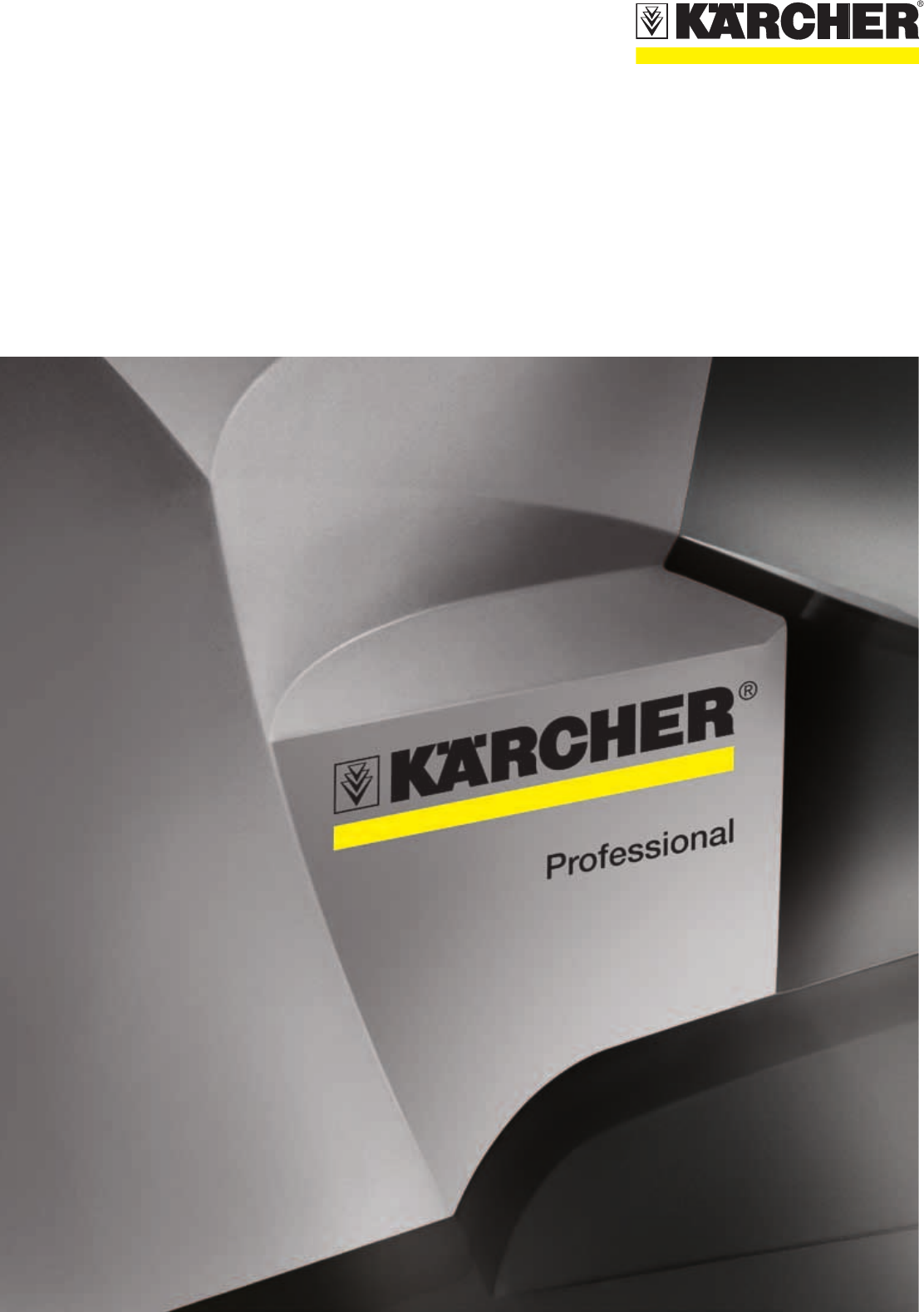 Karcher Variable Triple Nozzle With Straight Fan Chemical Jet For HDS 550