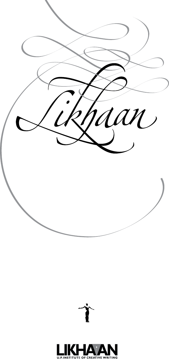 Likhaan: UP The Institute for Creative Writing Journal 5