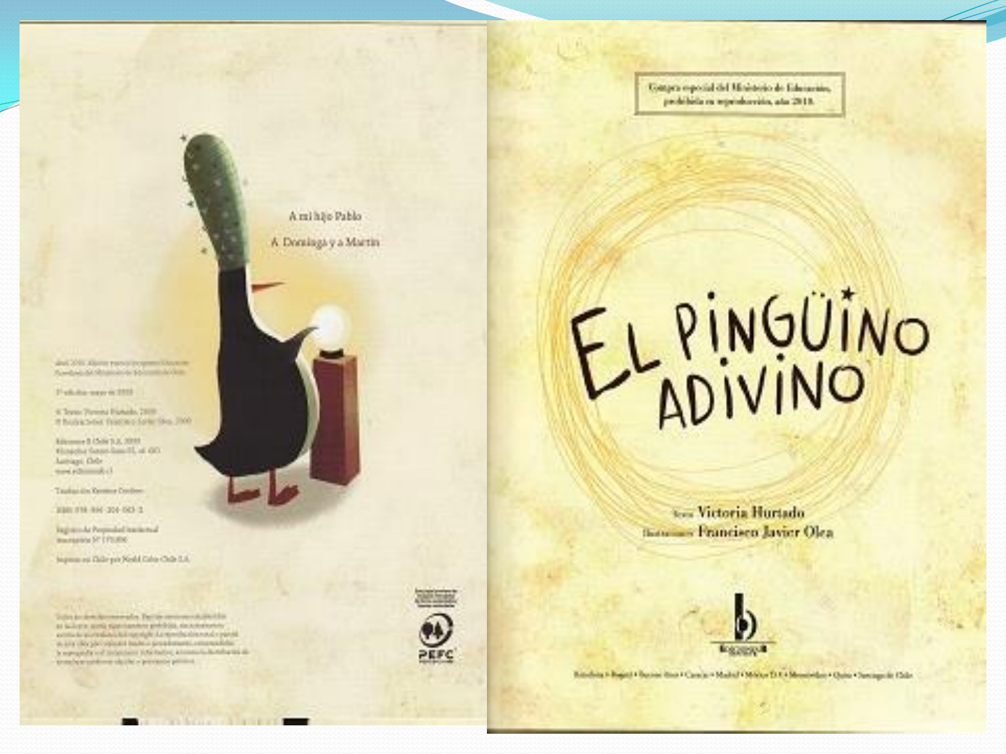 El Pinguino Adivino Pdf Document