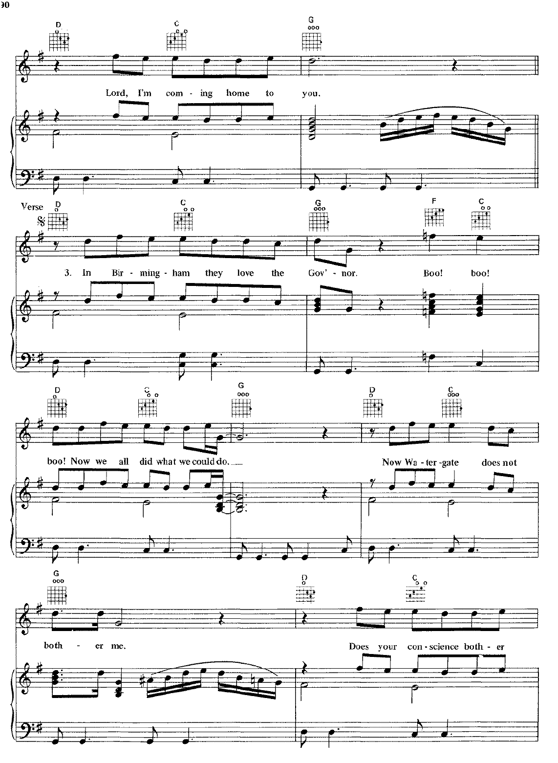 54063374 Lynyrd Skynyrd Sweet Home Alabama Piano Music Sheet Pdf