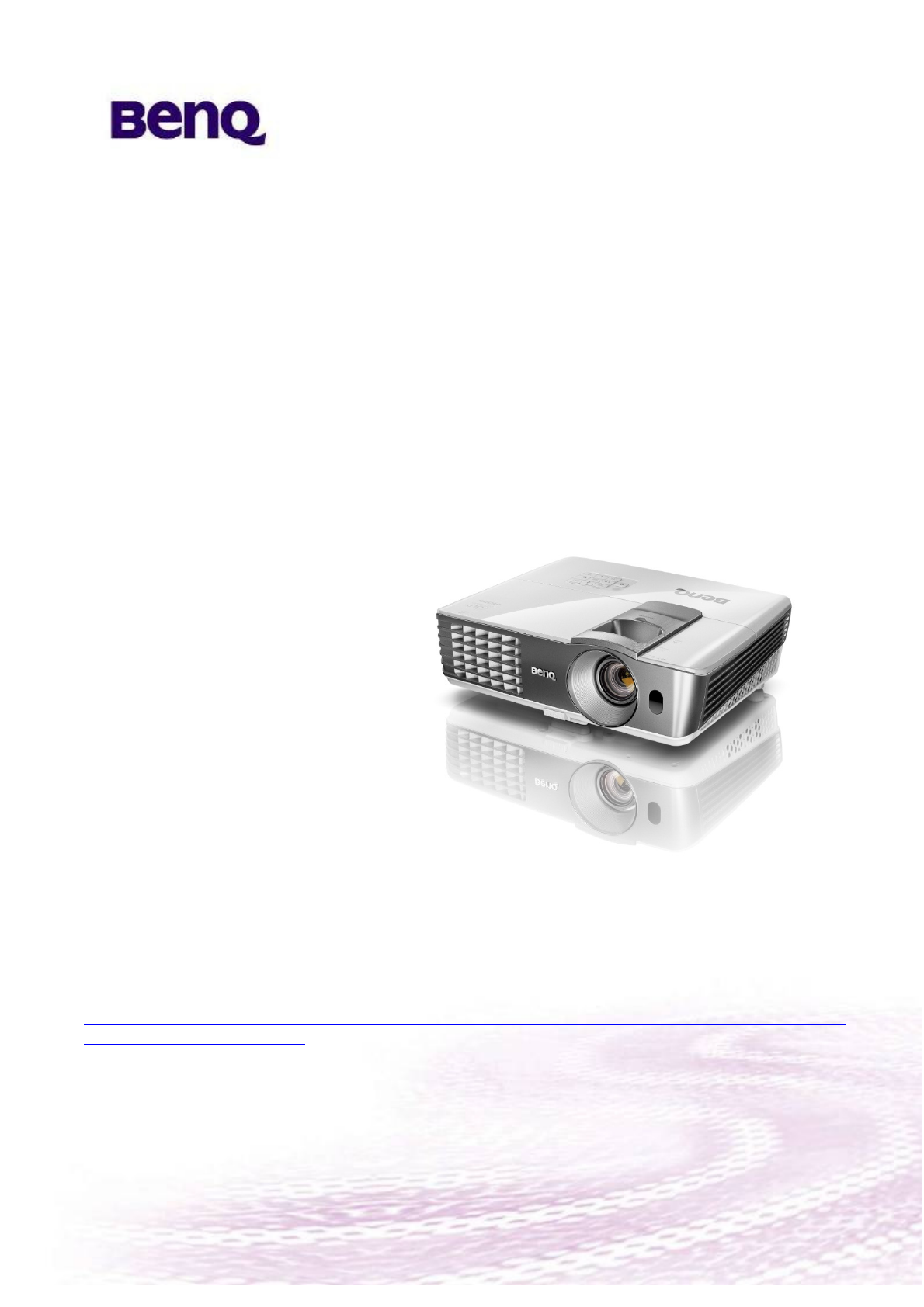 Mh741 user manual support | benq europe.