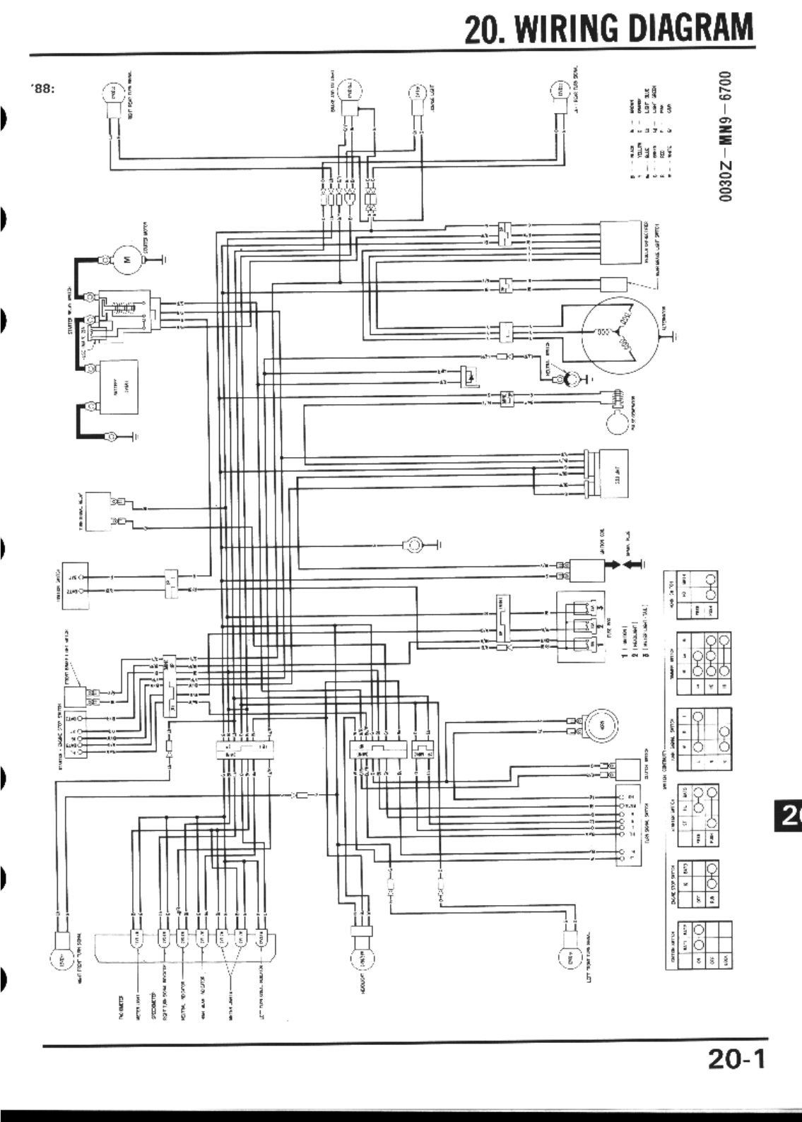 Nx650 Wiring Diagram - 2001 Chevy Tahoe Fuel Pump Wiring Diagram for Wiring  Diagram SchematicsWiring Diagram Schematics