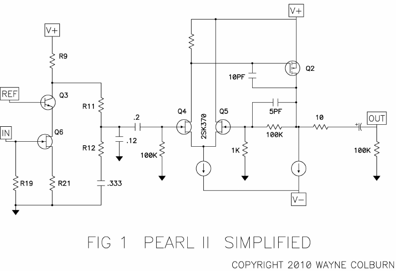 Pearl 2 phono preamp
